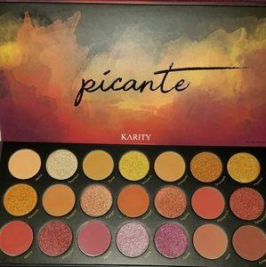 Karity Picante eyeshadow palette